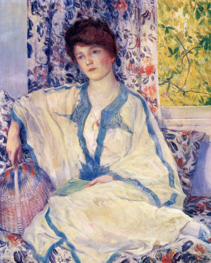 early-morning-summertime-1920 guy rose