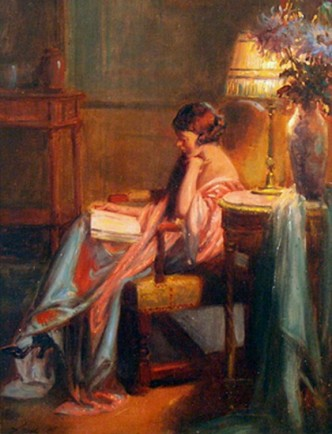 Delphin Enjorlas Evening reading