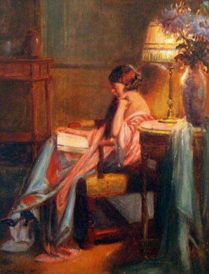 Delphin Enjorlas Evening reading