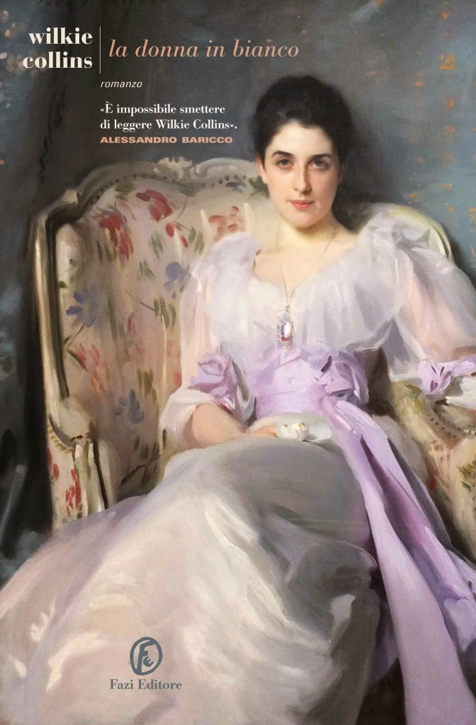 donna in bianco Wilkie Collins