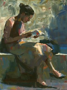 Darren Thompson the Reader  2012
